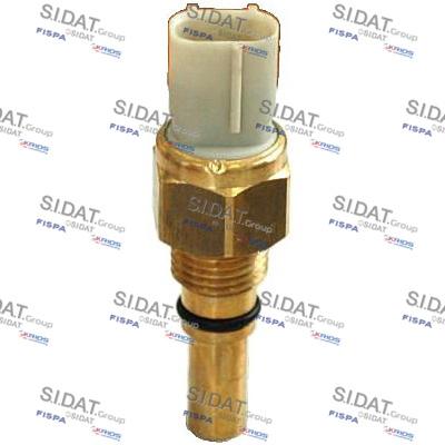 Interrupteur de temperature, ventilateur de radiateur SIDAT 82.429 (X1)