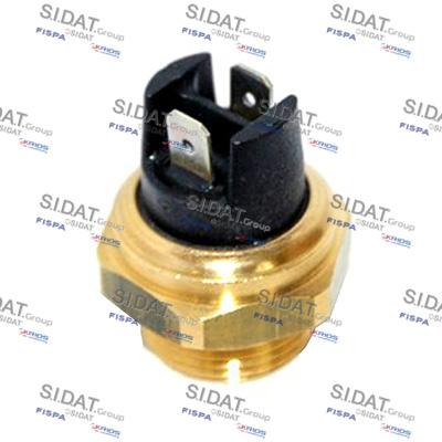 Interrupteur de temperature, ventilateur de radiateur SIDAT 82.640 (Jeu de 10)