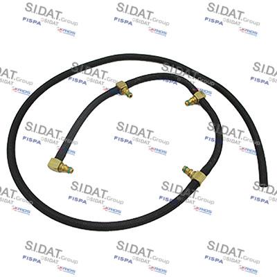 Tuyau de carburant de fuite injecteur SIDAT 83.6012A2 (X1)