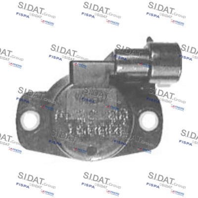 Capteurs/calculateurs/sondes SIDAT 84.122 (X1)