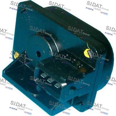 Capteur, pression du tuyau d'admission SIDAT 84.204 (X1)