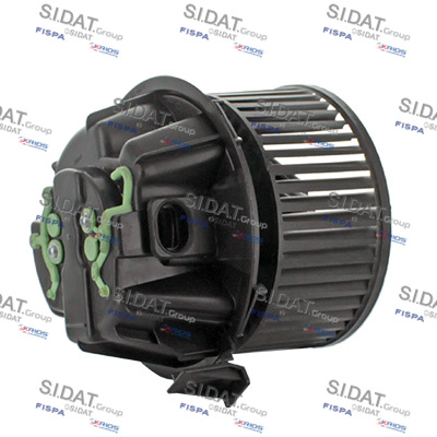Chauffage et climatisation SIDAT 9.2145 (X1)