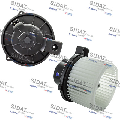 Chauffage et climatisation SIDAT 9.2189 (X1)