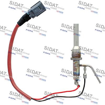 Unite d'injection, régénération du Filtre à particule SIDAT 960006 (X1)