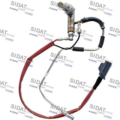 Unite d'injection, régénération du Filtre à particule SIDAT 960007 (X1)