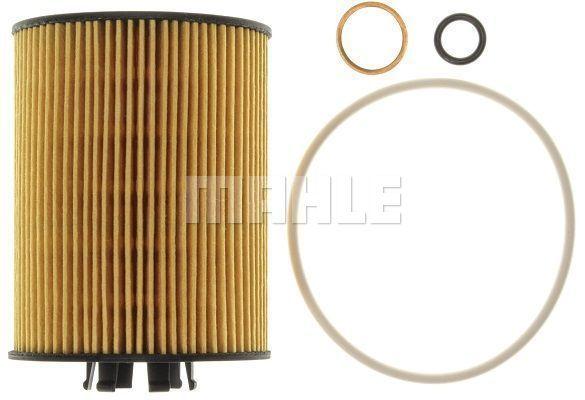 Filtre a huile MAHLE OX 367D (X1)