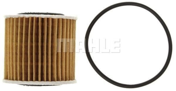 Filtre a huile MAHLE OX 416D1 (X1)
