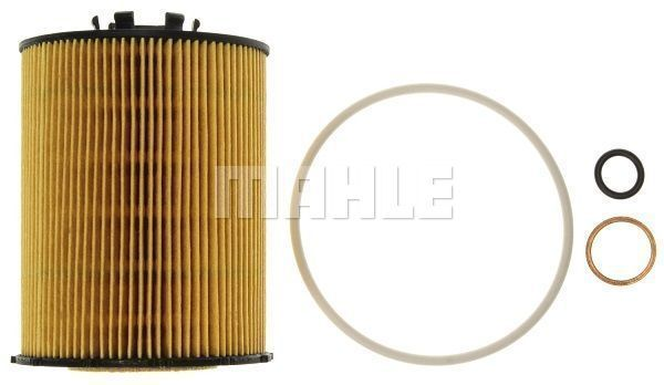Filtre a huile MAHLE OX 636D (X1)