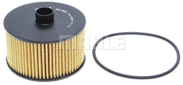 Filtre a huile MAHLE OX 968D (X1)