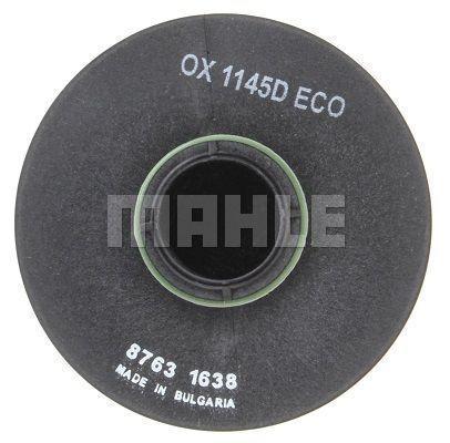 Filtre a huile MAHLE OX 1145D (X1)