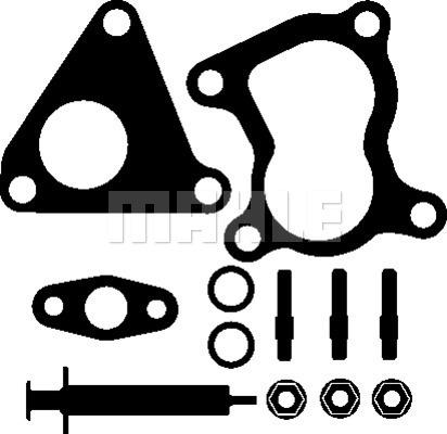 Kit montage turbo MAHLE 021 TA 17339 000 (X1)