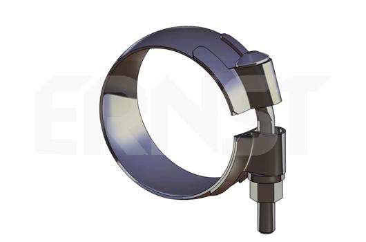 Raccord de tuyau d'echappement ERNST 495349 (X1)