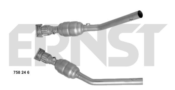 Catalyseur ERNST 758246 (X1)