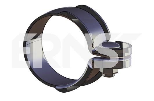 Raccord de tuyau d'echappement ERNST 499989 (X1)