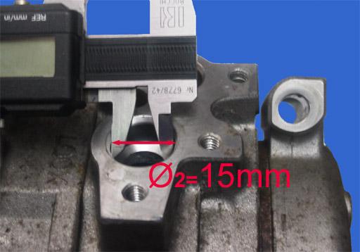 Compresseur LIZARTE 81.08.45.012 (X1)
