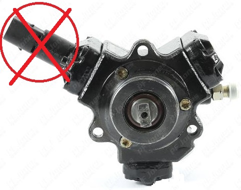 Pompe à haute pression LIZARTE R0445010025 (X1)