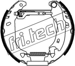 kit de frein arrière simple ou prémonté fri.tech. 16109 (X1)
