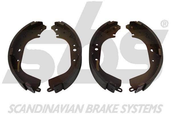 kit de frein arrière simple ou prémonté sbs 18492722565 (X1)