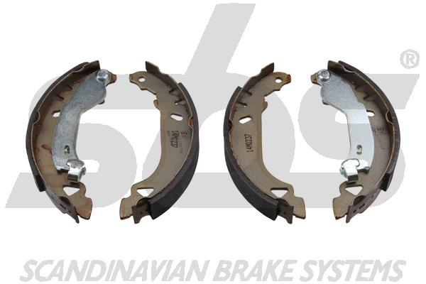 kit de frein arrière simple ou prémonté sbs 18502723482 (X1)
