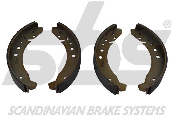 kit de frein arrière simple ou prémonté sbs 18492747104 (X1)