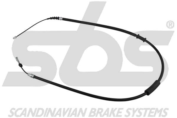 Cable de frein à main sbs 1840901012 (X1)