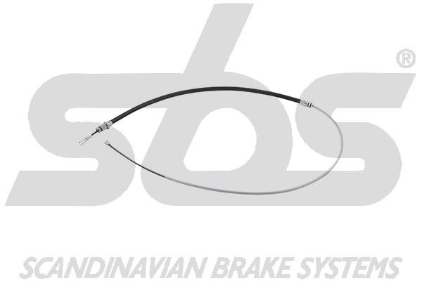 Cable de frein à main sbs 18409047150 (X1)
