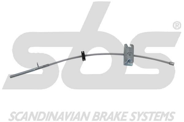 Cable de frein à main sbs 1840909913 (X1)