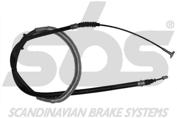 Cable de frein à main sbs 1840909918 (X1)