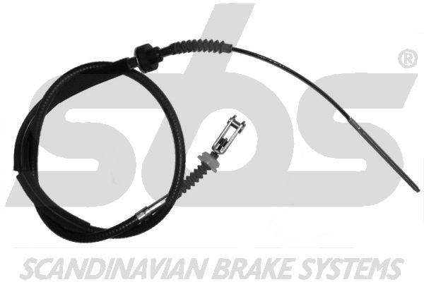 Cable d'embrayage sbs 1841923301 (X1)