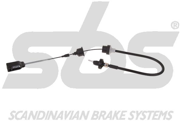 Cable d'embrayage sbs 1841923634 (X1)