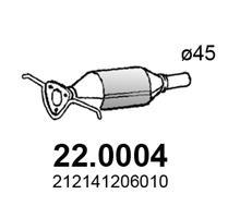 Catalyseur ASSO 22.0004 (X1)