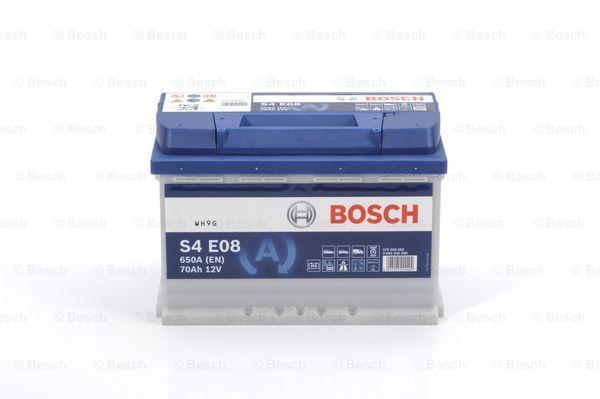 Batterie BOSCH 0 092 S4E 080 (X1)