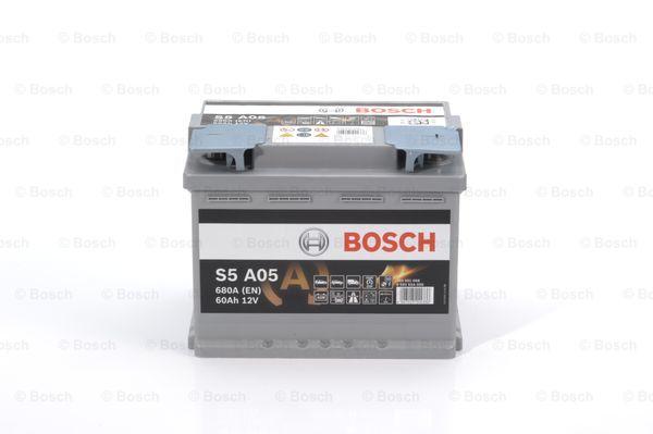 Batterie BOSCH 0 092 S5A 050 (X1)