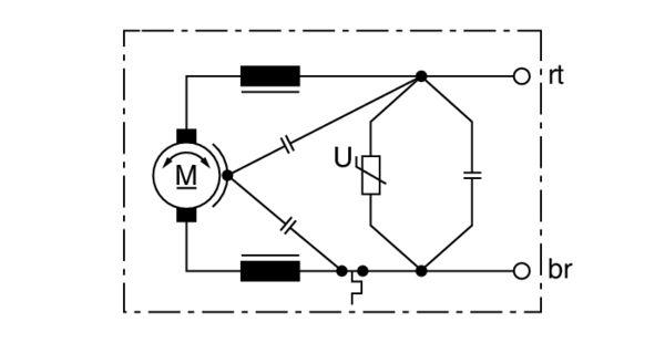Actionneur de climatisation BOSCH 0 130 002 562 (X1)