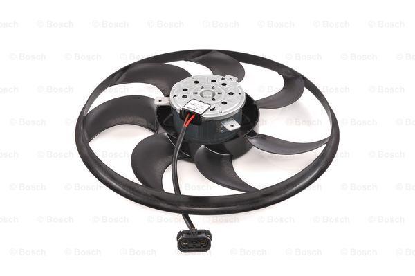 Moteur de ventilateur refroidissement BOSCH 0 130 303 313 (X1)