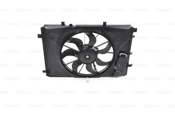 Moteur de ventilateur refroidissement BOSCH 0 130 308 536 (X1)