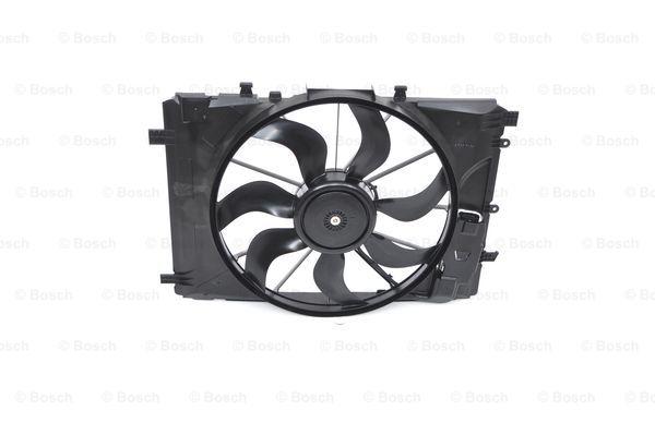 Moteur de ventilateur refroidissement BOSCH 0 130 308 537 (X1)