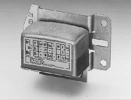 Regulateur d'alternateur BOSCH 0 192 062 008 (X1)