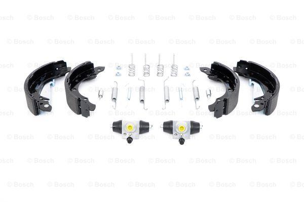 kit de frein arrière simple ou prémonté BOSCH 0 204 113 591 (X1)