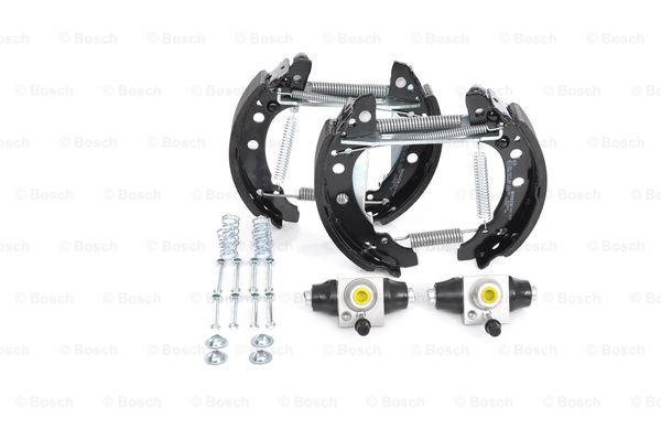 kit de frein arrière simple ou prémonté BOSCH 0 204 114 053 (X1)