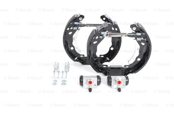 kit de frein arrière simple ou prémonté BOSCH 0 204 114 152 (X1)