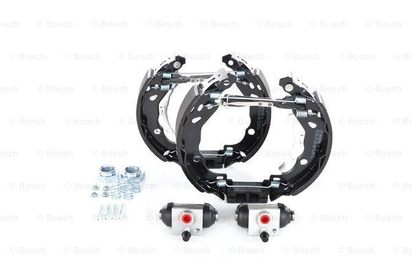 kit de frein arrière simple ou prémonté BOSCH 0 204 114 181 (X1)