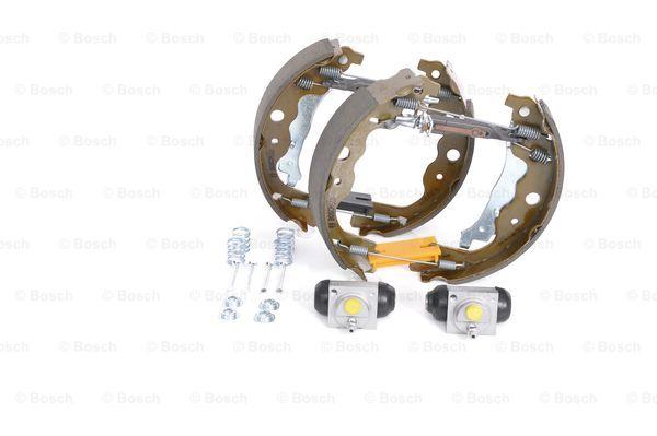 kit de frein arrière simple ou prémonté BOSCH 0 204 114 197 (X1)
