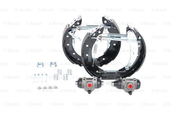 kit de frein arrière simple ou prémonté BOSCH 0 204 114 554 (X1)
