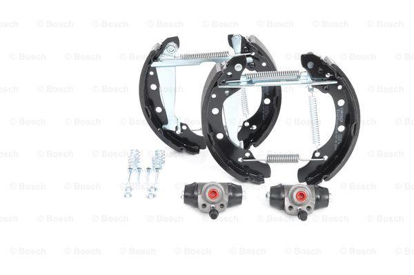 kit de frein arrière simple ou prémonté BOSCH 0 204 114 579 (X1)