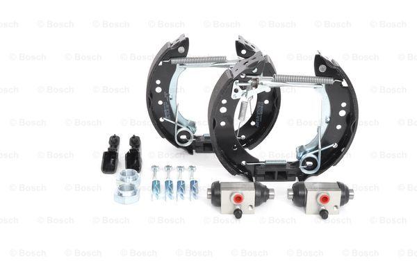 kit de frein arrière simple ou prémonté BOSCH 0 204 114 613 (X1)