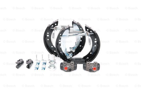 kit de frein arrière simple ou prémonté BOSCH 0 204 114 614 (X1)