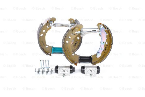 kit de frein arrière simple ou prémonté BOSCH 0 204 114 626 (X1)