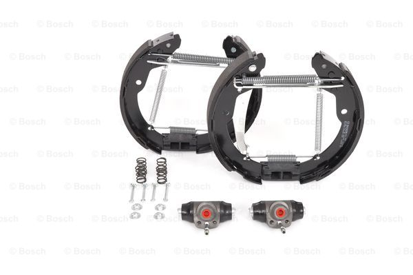 kit de frein arrière simple ou prémonté BOSCH 0 204 114 632 (X1)