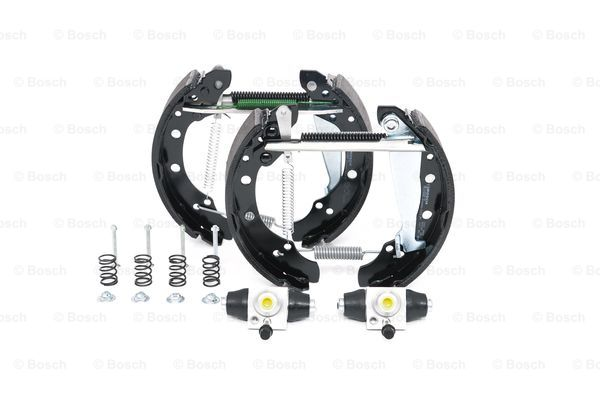 kit de frein arrière simple ou prémonté BOSCH 0 204 114 682 (X1)